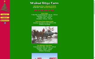 Walnut Ridge Farm