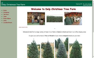 Delp Christmas Tree Farm