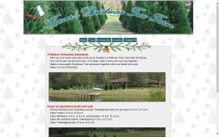 Weaver's Christmas Tree Farm