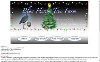 Blue Heron Tree Farm