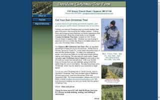 Davidson Christmas Tree Farm