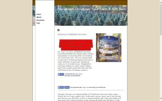 Sleighbell Christmas Tree Farm