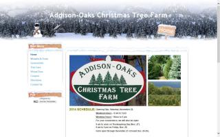 Addison-Oaks Christmas Tree Farm