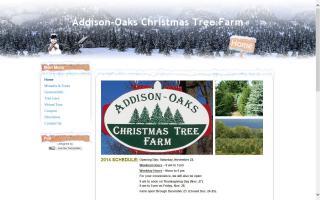 Addison-Oaks Christmas Tree Farm