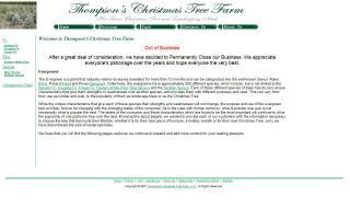 Thompson's Christmas Tree Farm, LLC.