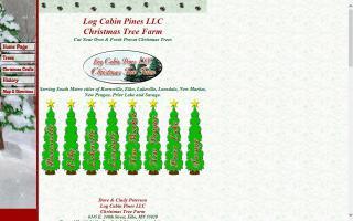 Log Cabin Pines Christmas Tree Farm, LLC.