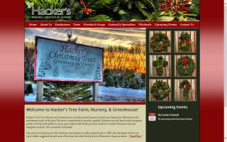 Hacker's Tree Farm Nursery & Greenhouse