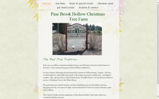Pine Brook Hollow Tree Farm & Pumpkin Patch