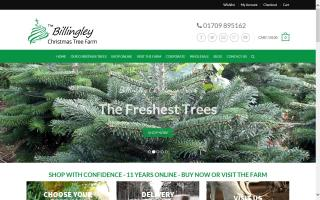 The Billingley Christmas Tree Farm
