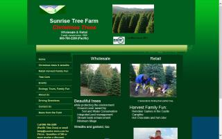 Sunrise Tree Farm