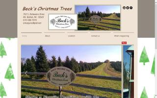 Beck's Christmas Tree Farm