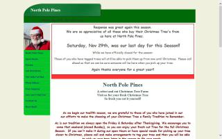 North Pole Pines