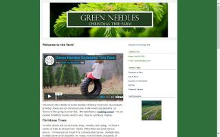 Green Needles Christmas Tree Farm