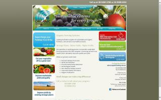 Organic Farming Systems
