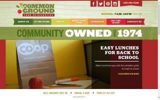 Common Ground Food Co-op