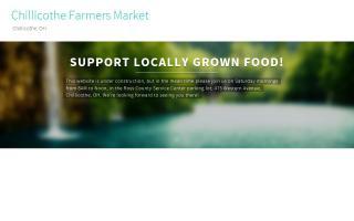 Chillicothe Farmers' Market