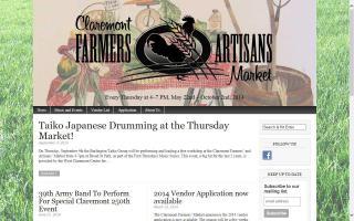 Claremont Farmers & Artisans Market