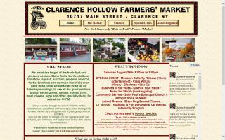 Clarence Hollow Farmers' Market