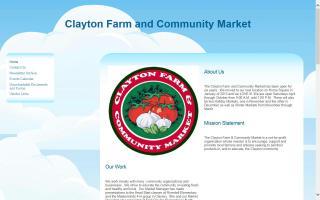 Clayton Farm & Community Market