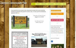 Clayton Farmers Market