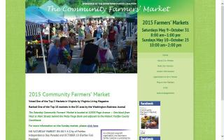 The Community Farmers' Market
