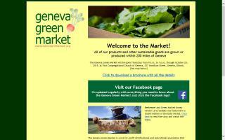 Geneva Green Market