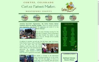 Cortez Farmer's Market