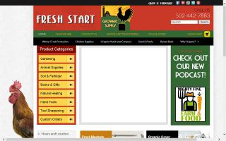 Fresh Start Growers' Supply