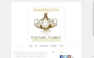 Damariscotta Farmers Market