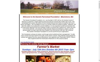 Daniels Farmstead Foundation, Inc.