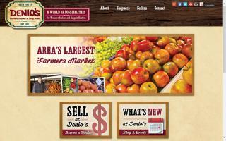 Denio's Roseville Farmers Market & Swap Meet
