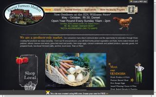 The Dorset Farmers Market