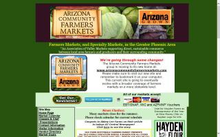 Arizona Community Farmers Markets