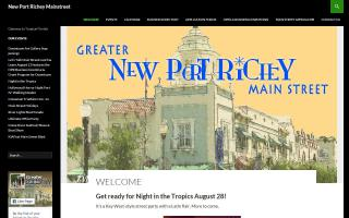 Greater New Port Richey Main Street, Inc.