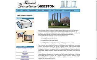 Historic Downtown Sikeston