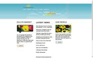 Duluth Farmer's Market