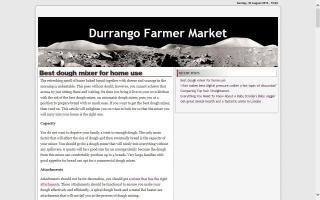 Durango Farmers Market