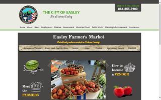 Easley Farmers Market