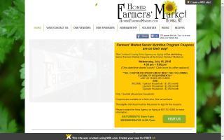 Homer Farmers' Market