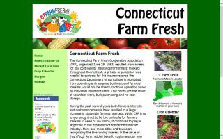 Connecticut Farm Fresh