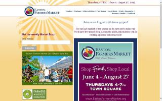 Easton Farmers Market