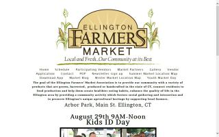 Ellington Farmers Market