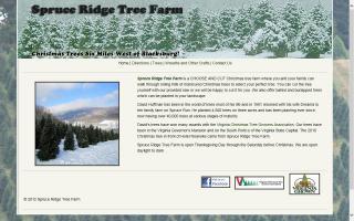 Spruce Ridge Tree farm