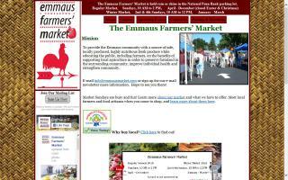 Emmaus Farmers' Market