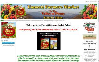 Emmett Farmers Market