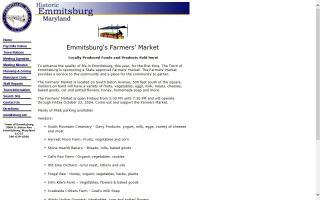 Emmitsburg's Farmers' Market