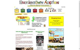 Englishtown Auction Sales Market