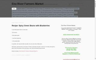 Eno River Farmers Market