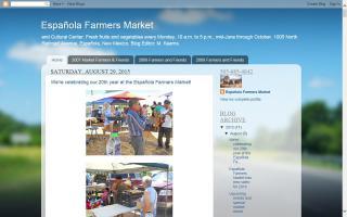 Espanola Farmers Market