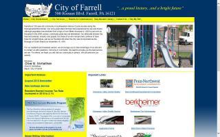 Farrell Farmers Market